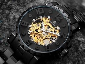Relógio Masculino Automático Mg Orkina Excelente Qualidade.