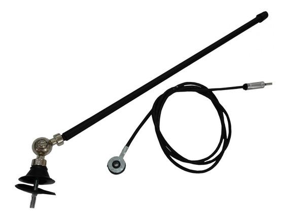 Antena Ford Cargo/mercedes Benz 1618 Bicudo / Teto