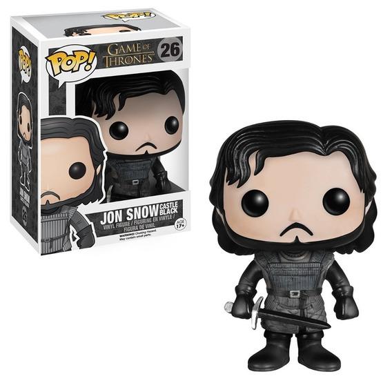 Figura Funko Pop Games Of Thrones - Jon Snow 26