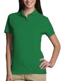 Camiseta Playera Polo S A Xl Dama