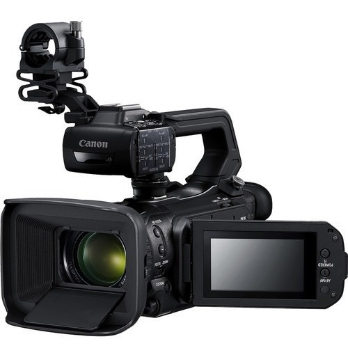 Filmadora Canon Xa55 Uhd 4k30 Sdi Com Dual-pixel Af