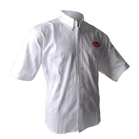Camisa Blanca Manga Corta Talla Ch Lcamcbc Lock