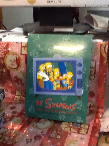 Dvd Os Simpsons 2ª .temporada 4 Discos