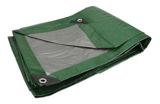 Lona Premium Verde 12 X 16 Ft(3.65 X 4.87 M) Santul