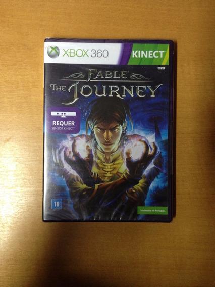 Xbox 360 Fable The Journey Novo Lacrado