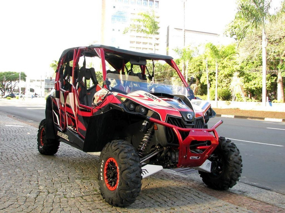 Cam-an Maverick Xrs Max Turbo 2014