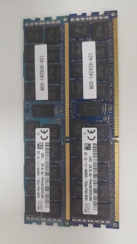 Memoria Ram Ddr3 32gb 2rx4 Pc3l 12800r Sk Hynix