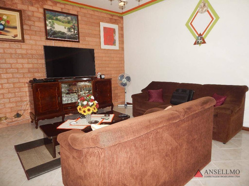 Casa Com 2 Dormitórios À Venda, 208 M² Por R$ 700.000,00 - Assunção - São Bernardo Do Campo/sp - Ca0534
