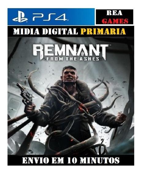 Remnant From The Ashes Ps4 Original 1 Digital Português