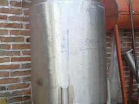 Pasterizadore Lento Jamaz Usado Acero Inox.1080 Lts Buenisim