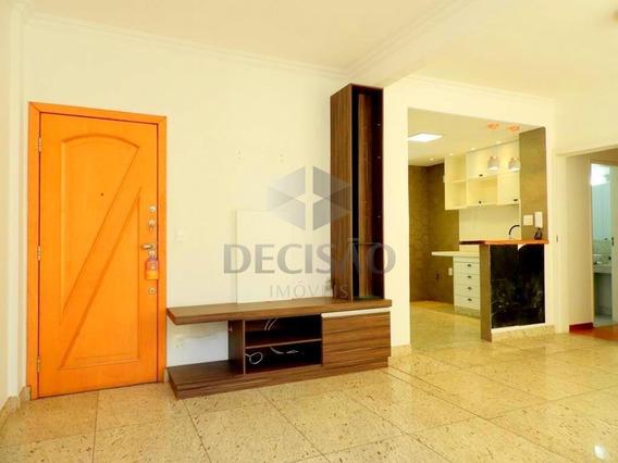 Apartamento 3 Quartos À Venda, 3 Quartos, 2 Vagas, Santo Antônio - Belo Horizonte/mg - 16407
