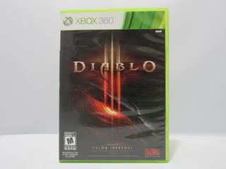 Diablo 3 - Xbox 360 ¡fisico-usado!