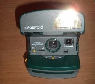 Camara Isntantanea Polaroid Express 600