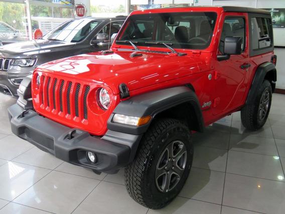 Jeep Wrangler Jl Sport Aut 2019