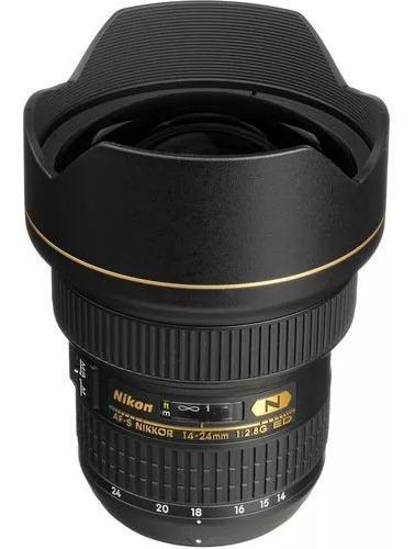 Lente Nikon Af-s Nikkor 14-24mm F/2.8g Ed