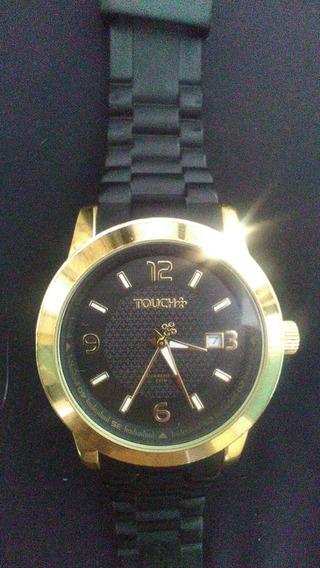 Relógio De Pulso Marca Touch