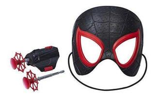 Máscara Lança Teia Homem Aranha - E2844