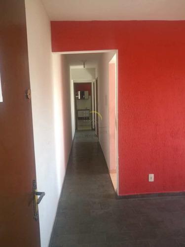 Imagem 1 de 16 de Apartamento Com 2 Dorms, Vila Ema, São Vicente - R$ 95 Mil, Cod: 2406 - V2406