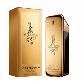 Perfume Paco Rabanne One Million Masculino 100ml (original)