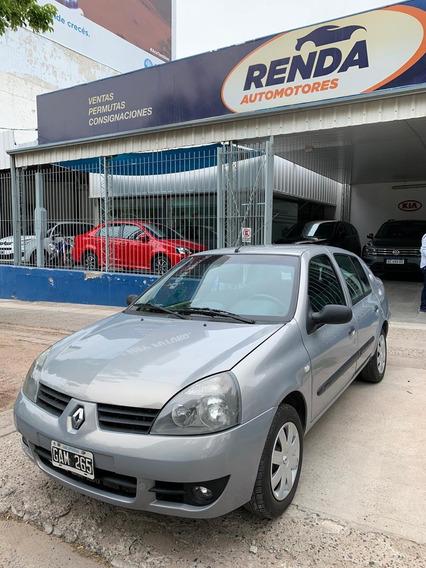 Renault Clio 1.5 Dci Tric Pack Da+aa 2007