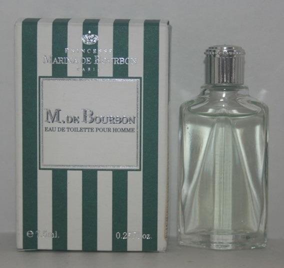 Miniatura De Perfume: M. De Bourbon - 7,5 Ml - Edt
