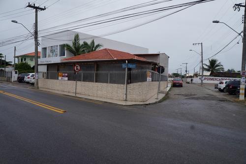 Excelente Casa Comercial Em Palhoça - 75672