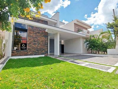 Casa Com 3 Dormitórios À Venda, 180 M² Por R$ 899.000 - Condomínio Reserva Real - Paulínia/sp - Ca0930