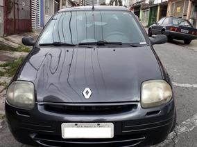 Renault Clio Rn 1.0 16v 2001 4 Portas