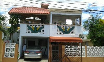 Casa En Autopista De San Isidro Proximo Al Coral Mall