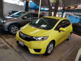 Honda Fit Fun Std 5 Vel 2016