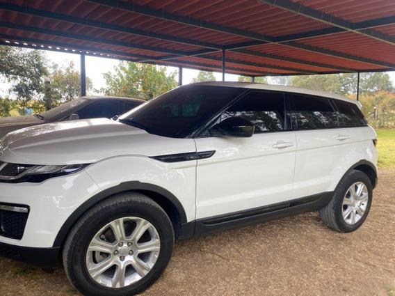 Land Rover Evoque Se Plus