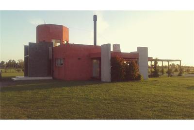 Casa En Chacras De Abbott Campo-polo-piscina