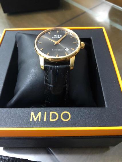 Relógio Mido Baroncelli Automático