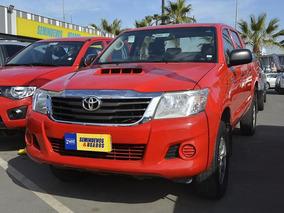 Toyota Hilux Hilux 2.5 Mt 4x4 Dsl D/cab Tdi Sr E5 2016