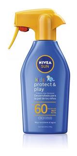 Nivea Sun Trigger Kids Fps 60 X 300 Ml