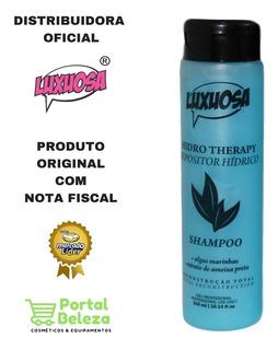 Shampoo Hidro Therapy 300ml - Luxuosa Cosméticos