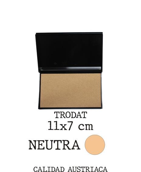 Almohadilla Para Sello Trodat Neutra 11x7 Cm Zona Norte