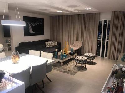 Apartamento Com 2 Dormitórios À Venda, 91 M² Por R$ 670.000 - Centro - São Bernardo Do Campo/sp - Ap1287