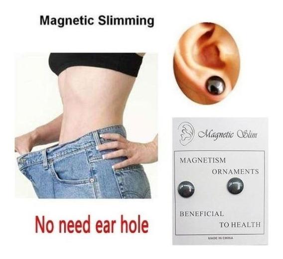 Aretes Biomagneticos De Ferrita Magnetica Para Adelgazar