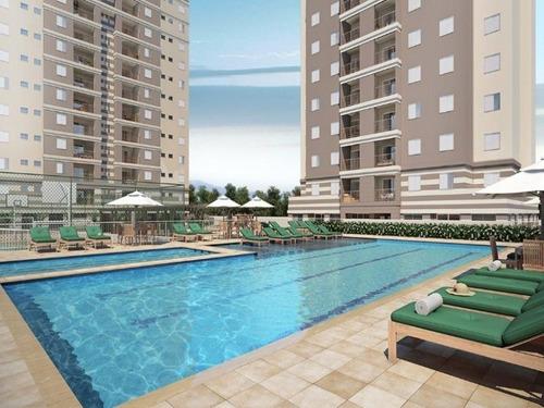 Apartamento Com 3 Dormitórios À Venda, 90 M² Por R$ 725.000 - Residencial Ibéria - Sorocaba/sp, Próximo Ao Shopping Iguatemi. - Ap0128 - 67639941