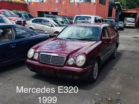 Mercedes Benz E320 1999 7 Pasajeros! Financiamiento Propio!