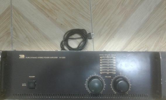 Amplificador Micrologic M1000