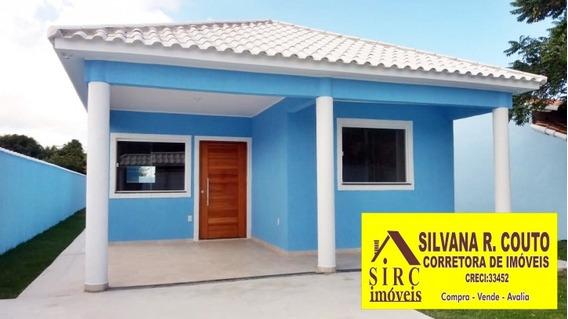 Casa 3 Qts(suíte) 480 M² Terreno, R$ 405 Mil - 218
