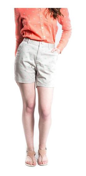 Short Dockers® Mujer Caqui