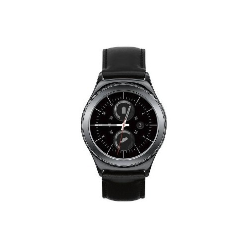 Samsung - Engranaje S2 Classic Smartwatch 44mm Negro Verizon