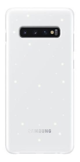 Funda Samsung Galaxy S10 Plus Led Back Cover Original