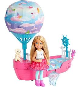 Barco Dos Sonhos Barbie Chelsea - Mattel Dwp59