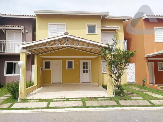 Casa Com 3 Dormitórios À Venda, 140 M² Por R$ 530.000,00 - Condomínio Reserva Olga - Sorocaba/sp - Ca1498