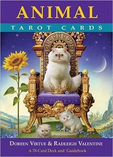 Animal Tarot Cards, Este Tarot Esta En Ingles, Por Doreen Vi