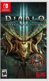 Diablo 3 Eternal Collection / Nintendo Switch